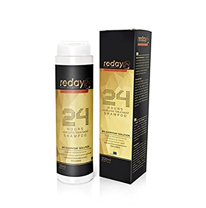 REDAY24 TOTAL SHAMPOO - Champú Anticaída del cabello con Procapil ...