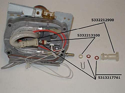 DeLonghi – Junta O-Ring – 5313217761: Amazon.es: Grandes electrodomésticos