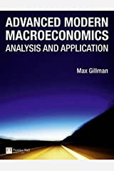 Advanced Modern Macroeconomics : Analysis and Application (Paperback)--by Max Gillman [2015 Edition] ISBN: 9780273726524 Paperback