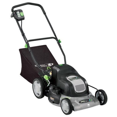 Earthwise 60120 20-Inch 24-Volt cordless Electric Lawn Mower top Prices
