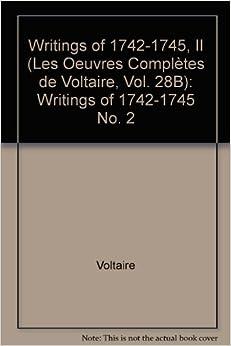 Descargar Por Utorrent 2015 Writings Of 1742-1745: Writings Of 1742-1745 V. 28b: Writings Of 1742-1745 No. 2 Gratis PDF