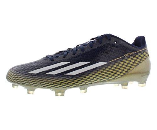 Adidas Heren Adizero 5-sterren 3.0 Voetbalplaten Navy / Goud Metaal
