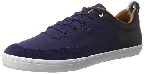 Boxfresh Herren Castel Sneaker Blau (Navy)
