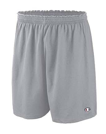 Champion Jersey Short, XXL-Oxford Gray