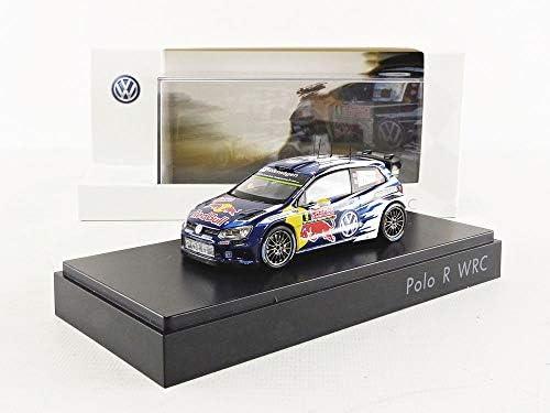 Volkswagen Coche Modelo Mikkelsen/Floene a Escala 1: 43 6 ...