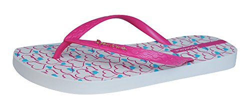 Ipanema Temas Tirón de la Mujer Flops / Sandalias Beige / Pink