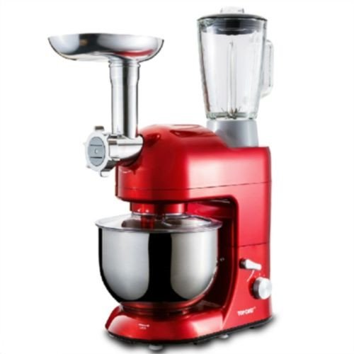 220V 5 Liters 1000W 50/60HZ high speed electric stainless steel stand food mixer machine Juicer by JIAWANSHUN
