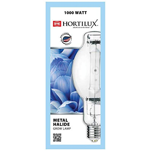 Hortilux Universal Eye Hortilux Metal Halide Bulb, 1000W