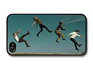 Imagine Dragons Band Ppopularo shoot Jumping on the Ground For Ipod Touch 5 Case Cover