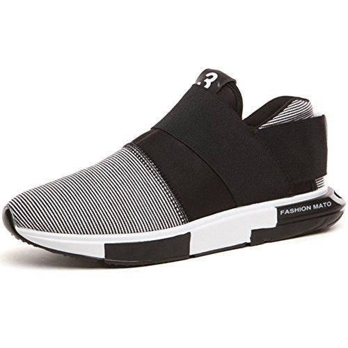 Zapatos antideslizantes gruesas en verano y otoño/Zapatillas casuales/Zapatos de las oleadas de parejas A