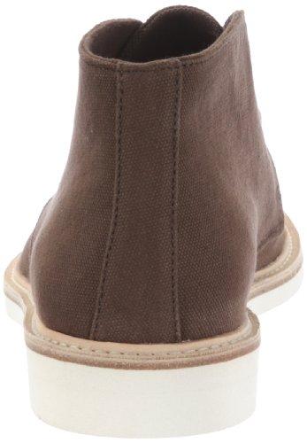 Florsheim MORGAN 50815-18 - Zapatos de lona para hombre Marrón (Braun (Dk.Brown))