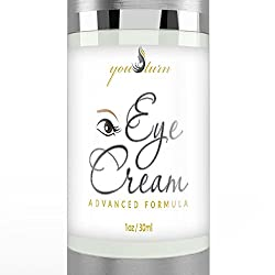 Eye Cream For Dark Circles & Puffiness & Under Eye Bags - Perfect Under Eye Cream For Women & Men - Highest Quality Eye Wrinkle Cream With Advanced Ingredients For Eye Cream Anti Aging - 30ml