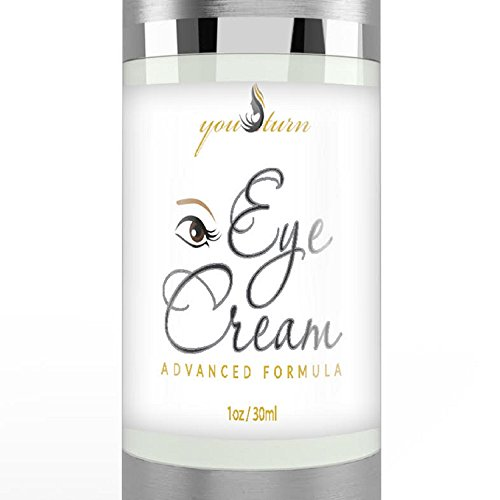Eye Cream For Dark Circles and Puffiness and Under Eye Bags