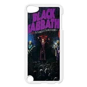 Ipod Touch 5 Phone Case Black Sabbath qC-C30181