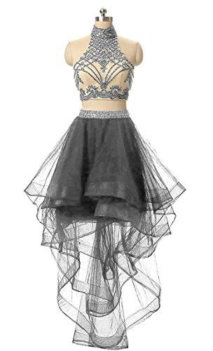 Back Halter Dress - 8