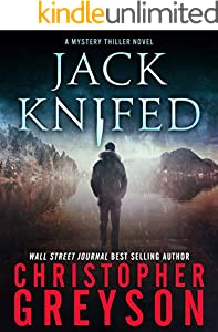 Detective Jack Stratton Mystery Thriller Series: JACK KNIFED