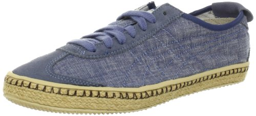 Onitsuka Tiger Mexico 66 Espadrille Fashion Sneaker Blue Chambray