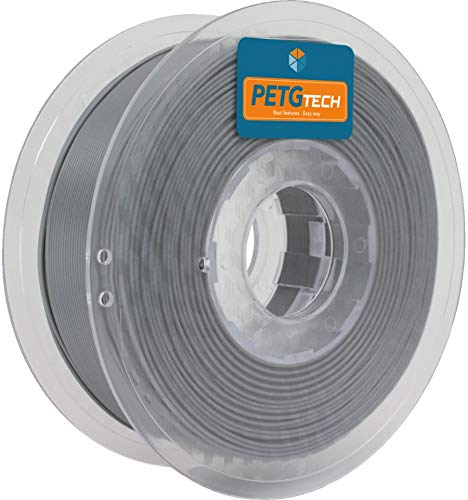 FFFworld 250 g. PETG Tech Gris 2.85 mm.: Amazon.es: Electrónica