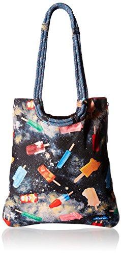 KAVU Market Bag, Space Pop, One Size ()