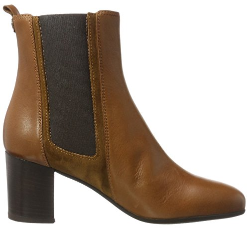 Femme Marc Marron O'Polo Chelsea High Bottines Cognac 70814175201110 Heel HYwY0rxnvq