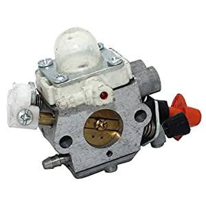SeekPro Carburador para Recortadora de Hilo Stihl FS40 FS40C FS50 ...