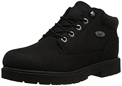 Lugz Women's Drifter LX Fashion Boot, Black Durabrush, 10 M US