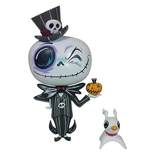 Enesco World of Miss Mindy Disney Designer Nightmare Jack Skellington Vinyl Figurine 7