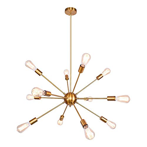 Modern Retro Pendant Lighting in US - 1