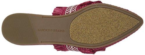 Lucky Brand Women's Baoss Mule, Sb Red, 7 M US by Lucky Brand (Image #3)