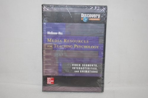 Download Media Resources for Teaching Psychology: Video Segments, Interactivities, and Animations pdf epub