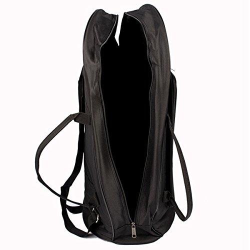 MAOFU Useful Tools Euphonium Gig Bag Euphonium Oxford Cloth Protection Bag w/Strap Black by MAOFU (Image #6)