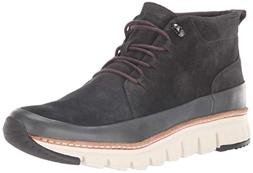 Cole Haan Men's Zerogrand Rugged Chukka Boot, Magnet/Ivory, 7 M US ()