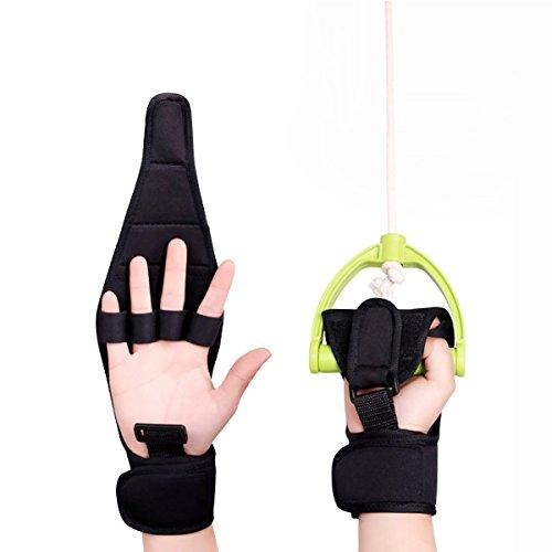 - Finger Splint Brace Ability, Coobal [Single Hand] - Black