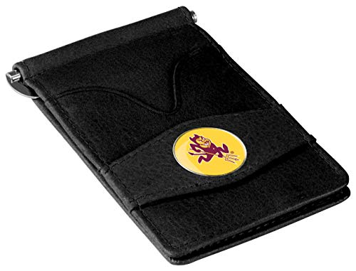 (NCAA Arizona State Sun Devils - Players Wallet - Tan )