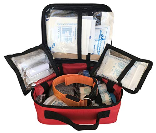 Rayco International Ltd Pet First Aid Kit and LED Emergency Collar