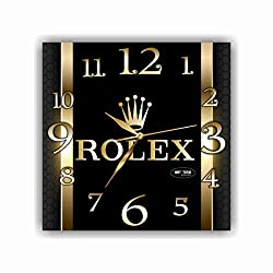 shyleonmagaz Exclusive Clock Rolex (Swiss Luxury Watch) - Unique Item for Home and Office, Original Present for Every Occasion.