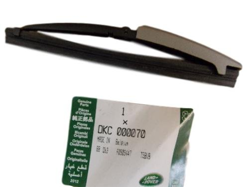 GENUINE LAND ROVER HEADLAMP HEADLIGHT WIPER BLADE RANGE ROVER 03-05 OEM NEW (Range Rover Headlight Wiper)