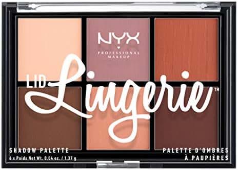 NYX Professional Makeup Lid Lingerie Palette