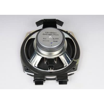 ACDelco 19116641 GM Original Equipment Front Door Radio Speaker: Automotive