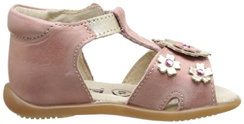Minibel Kadija - Zapatos de primeros pasos Bebé-Niños Rosa