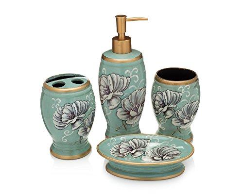 Bath Accessories Piece Ceramic Set product image