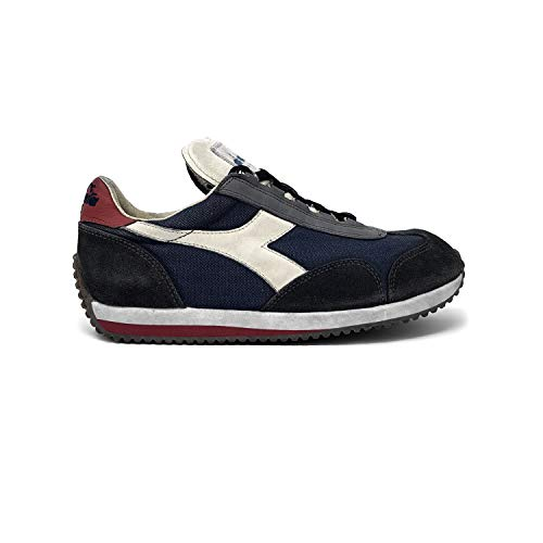 Bleu Nuits Homme Evo C7665 Sw Pour Heritage Equipe anthracite Dirty Diadora Sneakers vH0TnXz