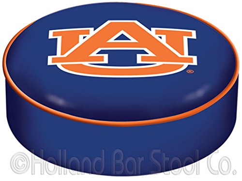 NCAA Auburn Tigers Bar Stool Seat Cover