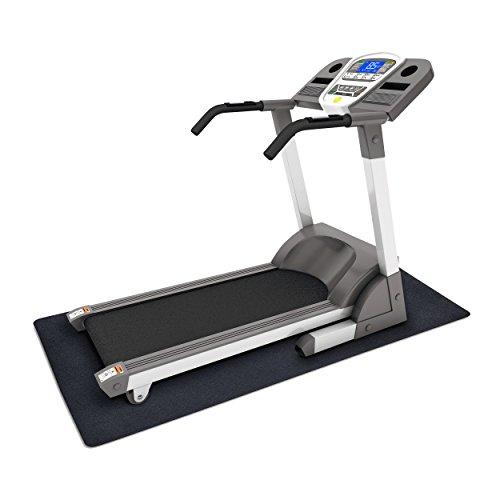 MotionTex Treadmil Exercise Equipment Mat, 36 x 72 inches