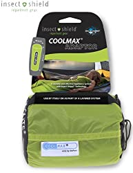 Sea to Summit Coolmax Adaptor Liner with Insect Shield