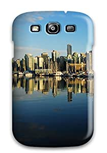 Fashionable YoZitTd2309cSNRp Galaxy S3 Case Cover For Vancouver City Protective Case