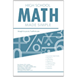 High School Math Made Simple