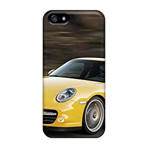 Iphone Covers Cases - 2010 Porsche 911 Turbo Protective Cases Compatibel With Iphone 5/5s wangjiang maoyi by lolosakes