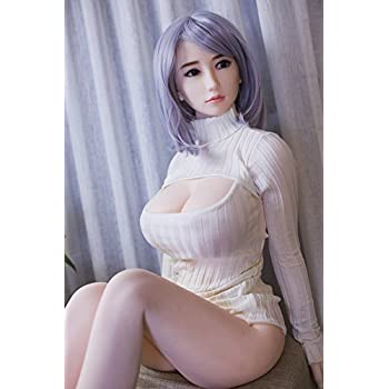 KingMansion 163cm 5.3ft TPE Sex Love Doll Entity Body Lifelike Sexy Real Solid Love Toy, Elena