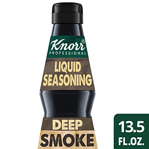 - Knorr Professional Ultimate Intense Flavors Deep Smoke Liquid Seasoning Vegan, Gluten Free, 13.5 oz, Pack of 4
